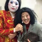 日本エレキテル連合の朱美ちゃんのネタが怖い?コンビの素顔も紹介!