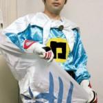 テレワイダーの素顔や人気は?日本一ダサいヒーローを紹介!