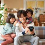 Nikon(ニコン)のCMの小栗旬の子供役は田牧そら!Wikiや年齢は?